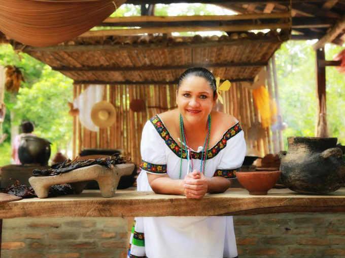 Chontal Maya