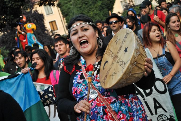 mapuches y mas