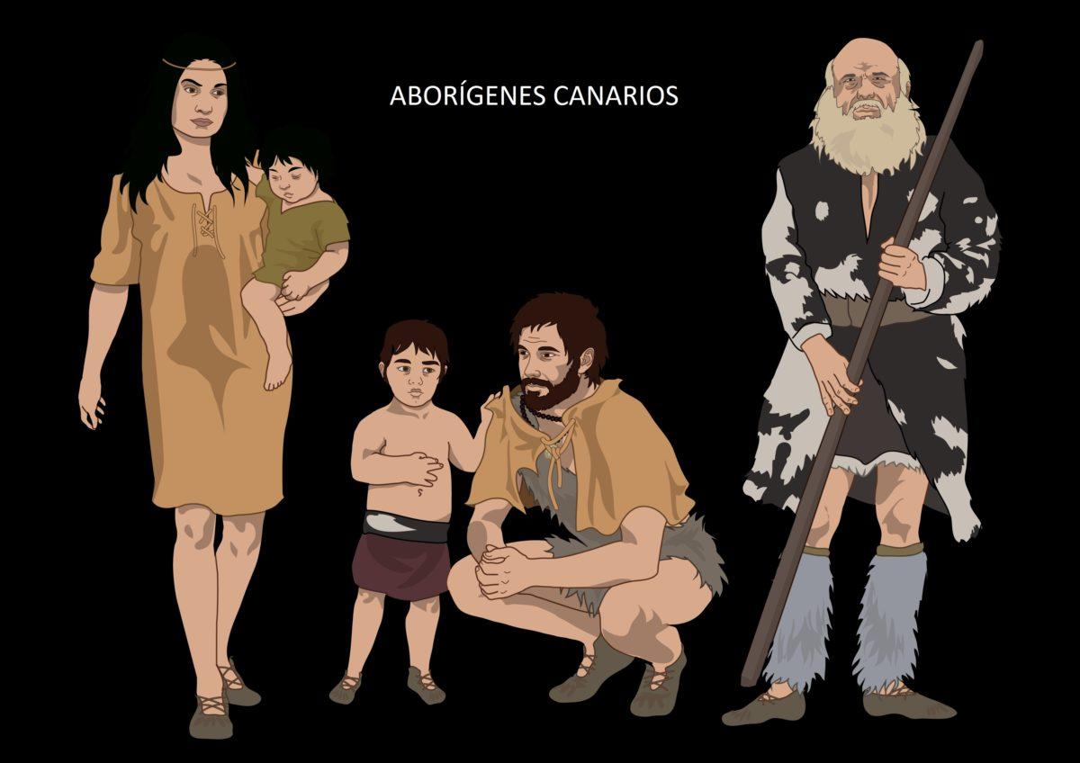 Aborígenes Canarios