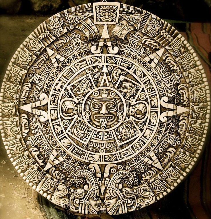 RELIGION DE LOS AZTECAS