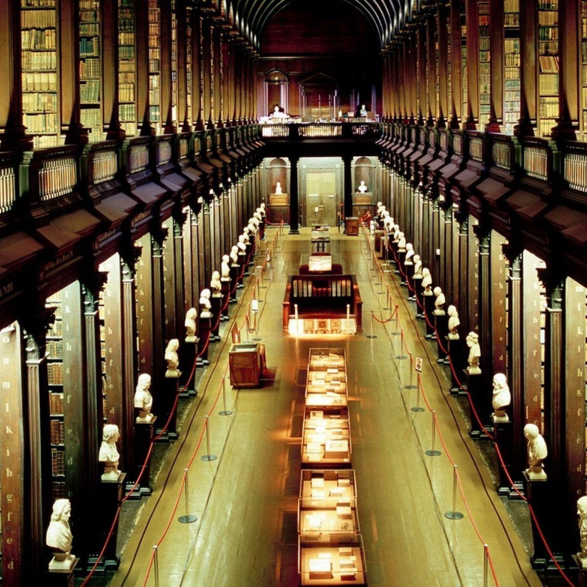 Biblioteca del Trinity College