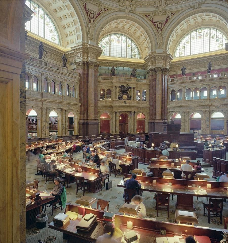 Biblioteca del Congreso de los Estados Unidos