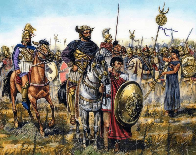 Batalla del Trebia