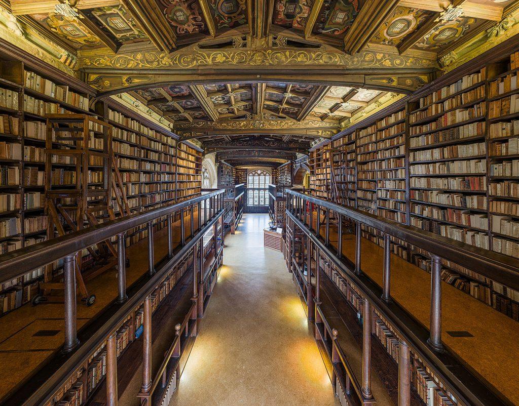 Bibloteca Boodleiana