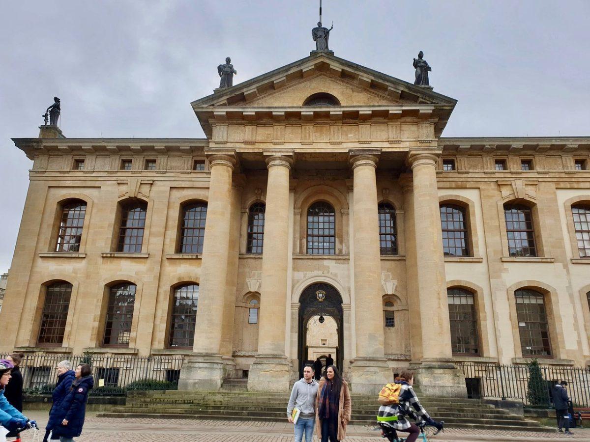 Biblioteca Bodleiana