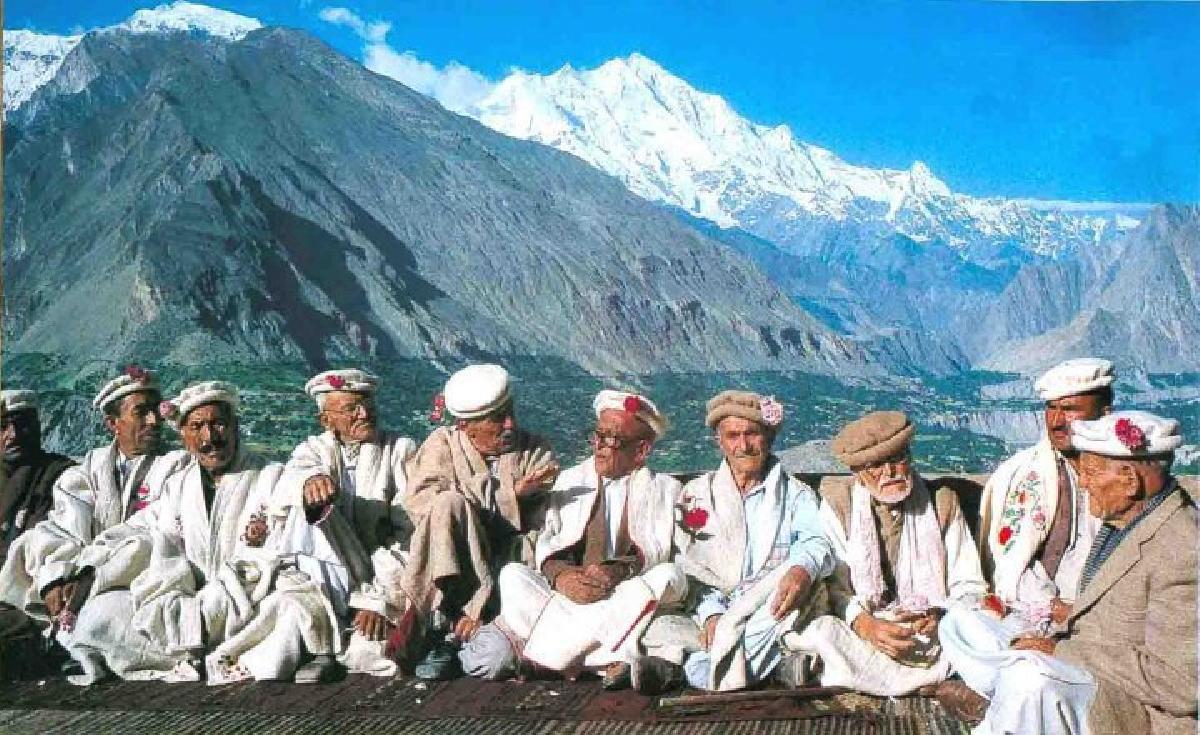 Tribu de los Hunza