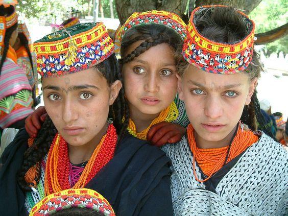 Tribu de los Kalash